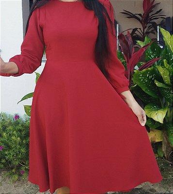 Vestido Regina Mater