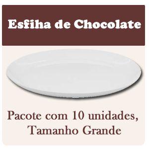 Esfiha de Chocolate - Cód. 519