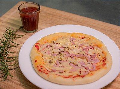 Pizza de Presunto e Queijo -  5 Unidades- Cód. 546