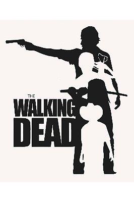 Quadro The Walking Dead - Minimalista