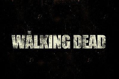 Quadro The Walking Dead - Abertura