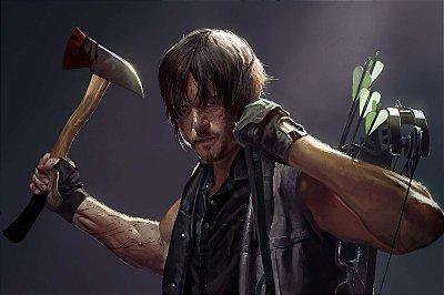 Quadro The Walking Dead - Daryl Dixon 2