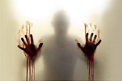 Quadro The Walking Dead - Zumbi