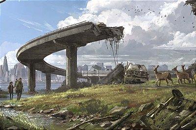 Quadro The last of us - Ponte