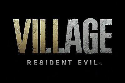 Quadro Gamer Resident Evil Village - Escrito