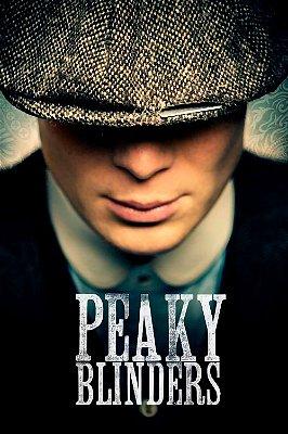 Quadro Peaky Blinders - Poster Thomas Shelby