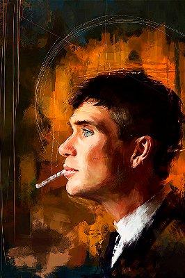 Quadro Peaky Blinders - Thomas Shelby Artístico 2