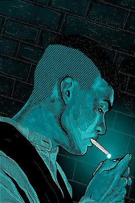 Quadro Peaky Blinders - Thomas Shelby Artístico 4