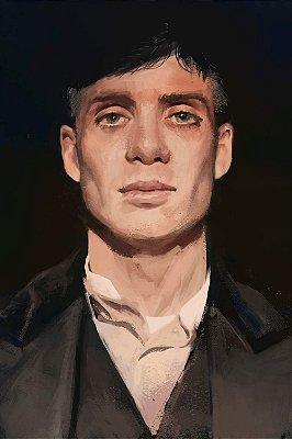 Quadro Peaky Blinders - Thomas Shelby Artístico 5