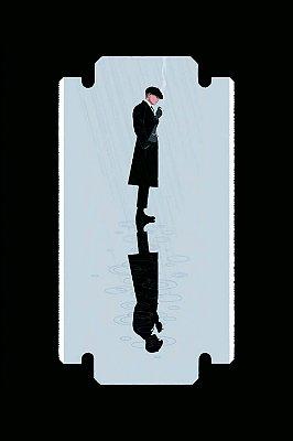 Quadro Peaky Blinders - Minimalista 2