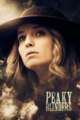 Quadro Peaky Blinders - Poster Grace