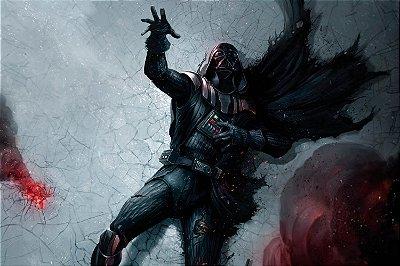 Quadro Star Wars - Darth Vader Derrotado