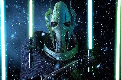 Quadro Star Wars - General Grievous