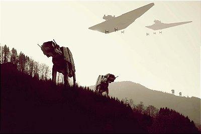 Quadro Star Wars - Horizonte 2