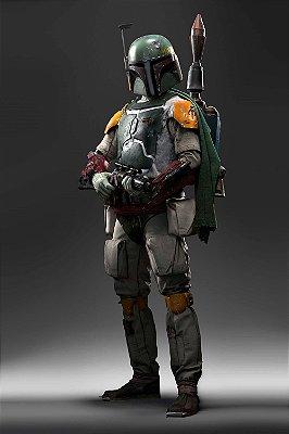 Quadro Star Wars - Boba Fett 5