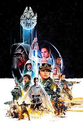 Quadro Star Wars - Artístico 5