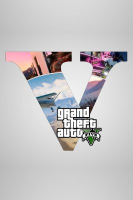 Quadro Gamer GTA - Grand Theft Auto V 4