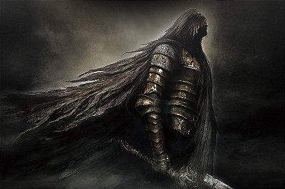 Quadro Gamer Dark Souls 2 - Faraam Armor
