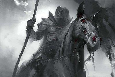 Quadro Gamer Dark Souls - Cavaleiro