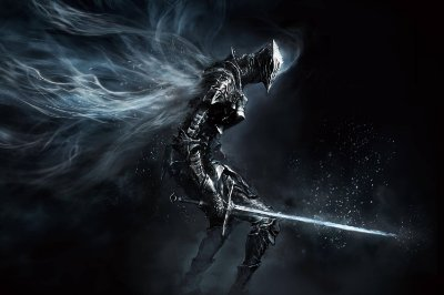 Quadro Gamer Dark Souls - Boss 2