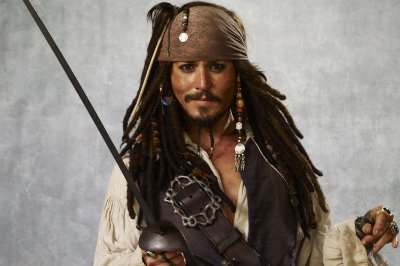 Quadro Piratas do Caribe - Jack Sparrow 3
