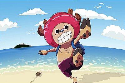 Quadro One Piece - Tony Tony Chopper
