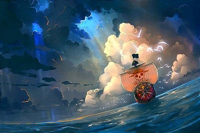 Quadro One Piece - Thousand Sunny