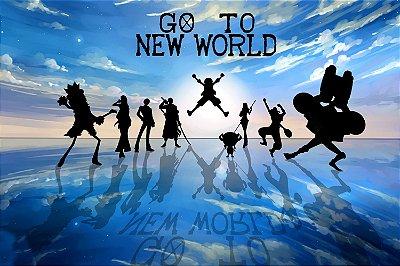 Quadro One Piece - Go to New World