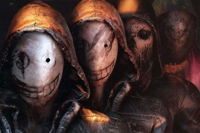 Quadro Dead by Daylight - Legion