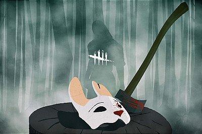 Quadro Dead by Daylight - Huntress 2