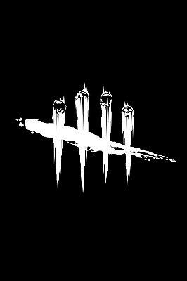 Quadro Dead by Daylight - Símbolo