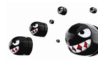 Quadro Gamer Mario - Bullet Bill