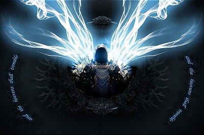 Quadro Gamer Diablo - Tyrael 2
