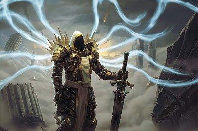 Quadro Gamer Diablo - Tyrael 4