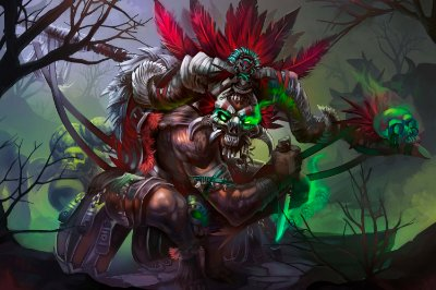 Quadro Gamer Diablo - Feiticeiro 2