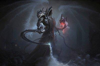 Quadro Gamer Diablo - Malthael