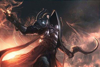 Quadro Gamer Diablo - Malthael 2