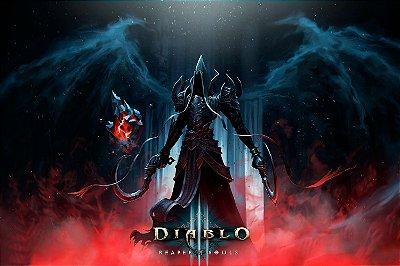Quadro Gamer Diablo - Reaper of Souls 2