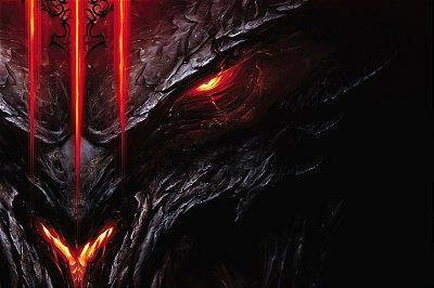 Quadro Gamer Diablo - Dark