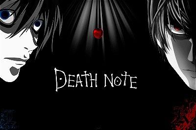 Quadro Anime Death Note - Dark