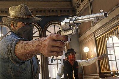 Quadro Gamer Red Dead Redemption - Bandidos 3