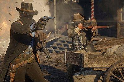 Quadro Gamer Red Dead Redemption - Bandidos
