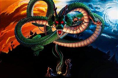 Quadro Dragon Ball - Shenlong Dragão das Esferas 3