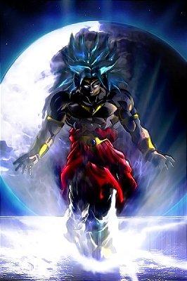 Quadro Dragon Ball - Broly