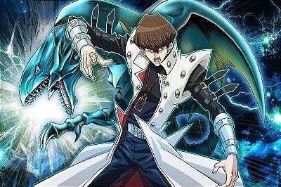 Quadro Anime Yu-Gi-Oh - Kaiba Seto 2