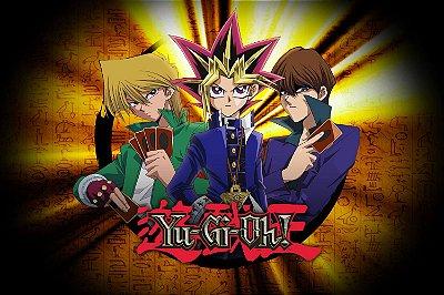 Quadro Anime Yu-Gi-Oh - Egito