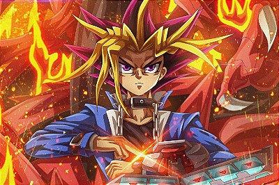 Quadro Anime Yu-Gi-Oh - Yugi 3
