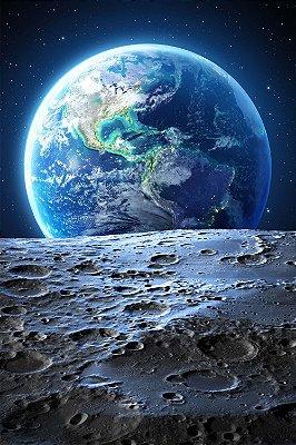 Quadro Universo - Planeta Terra