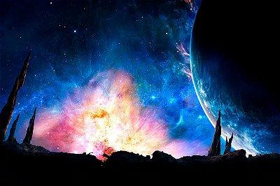 Quadro Universo - Cósmo