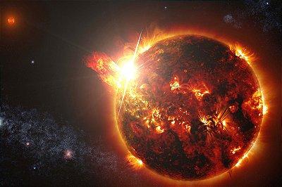 Quadro Universo - Supernova